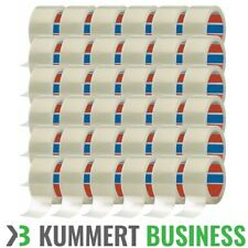 36x Klebeband 6401MKU - 50mm x 66m Transparent Paketband Packband Klebeband