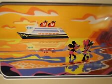 Disney Cruise Line Dcl Mickey Minnie Mouse Running Through Waves Peraza