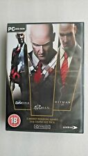 Hitman The Triple Hit Pack (PC Windows 2006)