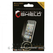 ZAGG Apple iPhone 4/i4S invisibleSHIELD LCD Screen Protector Cover Film Guard