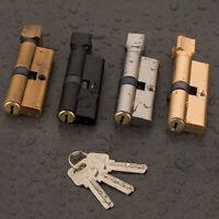 -Diebstahl Eingang 70mm 3 Schlüssel Biased Zylinder der Tür Schloss der Tür