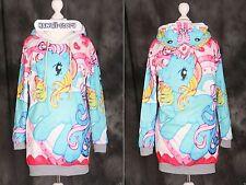 T-505 Lolita Felpa Hoodie Pullover Pony Harajuku Japan Fashion DOLCE KAWAII