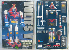 1982 GoDaikin Voltes V DX Diecast Robot Shogun Chogokin Bandai Popy Japan