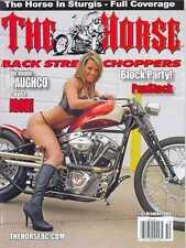 THE HORSE BACKSTREET CHOPPERS No.92 (New Copy) *Free Post To USA,Canada,EU