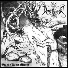 DAEDALION - Grande Dame Misère (CD, 2011) Pagan Black Metal from France!