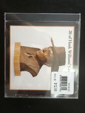Greatest Hits [1990] by Hank Williams Cracked Case