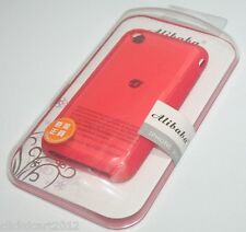Premium Silicone TPU Protection Case With Screen Protector For Apple iPhone 3G/S