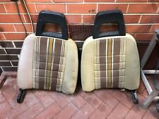 Ford XD XE Falcon S Pack ESP Front Seat Backs