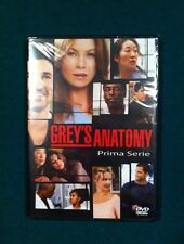 Grey's Anatomy Stagione 1 In DVD Cofanetto