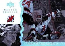 1996-97 UD Ice #92 Martin Brodeur