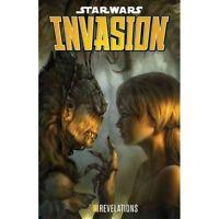 Star Wars Invasion Vol 3: Revelations by Taylor & Wilson 2012 TPB Dark Horse OOP