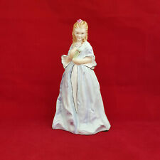 More details for royal worcester figurine - 3630 sweet anne - 0128 rw