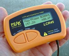 Peak Atlas Lcr45 Passive Component Analyzer