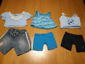 Bulid A Bear Clothes Bundle