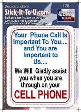 Your Phone Call Important Cell Phone