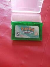 Pokemon Emerald Version Nintendo Game Boy Advance GBA ..Read Description