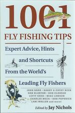 NICHOLS BOOK 1001 FLYFISHING TIPS EXPERT ADVICE FROM LEADING FLY FISHERS bargain