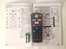 GENUINE WESTINGHOUSE XHY-386-01 SMART TV REMOTE CONTROL WD60MB2240 / WD65MC2400