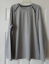 Russell Reflective Training Fit Shirt Xl Gray New