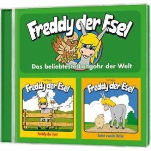 Freddy der Esel - Folge 1 & 2 (Doppel - CD) (*NEU*)(*OVP*)