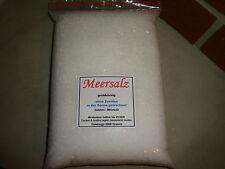 Meer(Speise)salz 2000 g grobkörnig ohne Zusätze