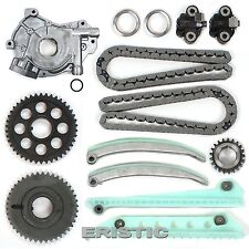 00-03 4.6L FORD Timing Chain Kit W/ Oil Pump SOHC DOHC V8 E-150 F-150 TOWN CAR