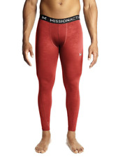 New MissionActive BaseLayer Tights - Tight Fitting - Warm Thermal Underwear