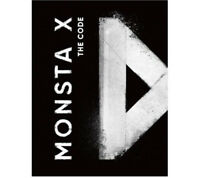 Monsta X The Code 5th Mini Album Protocol Terminal Ver. CD+Booklet+Card+etc KPOP