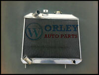 For JEEP Radiator Willy's MB & M38 1941-1952 3 Rows Aluminum