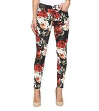 $199 NWT 7 For All Mankind The Ankle Super Skinny Jeans Size 25 Victorian Garden