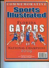 2006 Florida Gators Al Horford Joakim Noah Sports Illustrated Commemorative