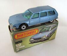 Matchbox Superfast Citroën Diecast Vehicles