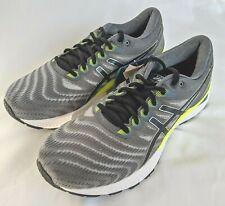 Asics GEL-NIMBUS 22 Piedmont Grey 1011A680-022 Men's Running Shoes