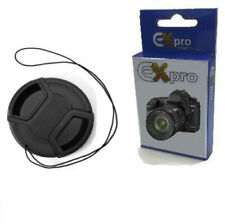 Ex-Pro 72mm Snap-on Clip on Lens Cap for Nikon Canon P@ Sony Camera &More