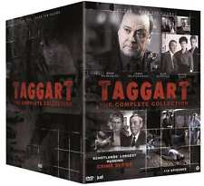 Taggart The Complete Collection (60 DVD Box - 110 Episodes)
