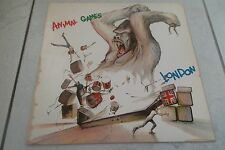 LONDON  ANIMAL GAMES LP UK 1978
