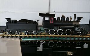 Locomotive BACHMANN BIG HAULERS Baldwin Industrial 2-6-0 Mogul échelle G