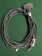 Cisco CAB-OCTAL-ASYNC  3FT  8 LEAD OCTAL CABLE    (68-pin to 8 Male RJ-45s)