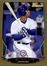 Anthony Gose 2013 Bowman Gold Parallel Card #133