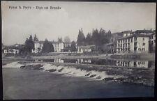 1925 - Ponte S. Pietro - Diga sul Brembo