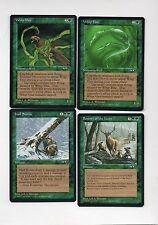 4-magic lot alliances hail storm bounty of the hunt +whip vine both types