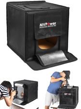 50W Led Lichtwürfel Fotobox Fotozelt Hintergründe Studioleuchte Studioset 40cm³