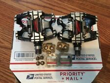 Time ATAC Z Control MTB Pedals and Cleats clipless