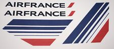 Lego City Custom Air France Stickers for 3182 Passenger Plane Airport 3181 Decal