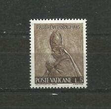 Vatican 1966 Works 5 Lira MNH Vaticano