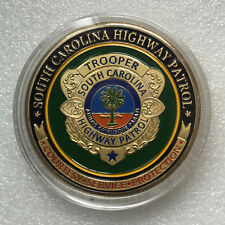 South Carolina Highway Patrol Challenge Coin