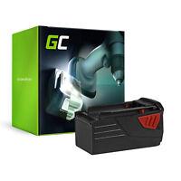 2203932 418009 B36 B 36 B36V Li-Ion Batterie pour Hilti 3Ah