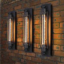 Lámpara de pared rústica del aplique de pared rústico del desván del vintage HC