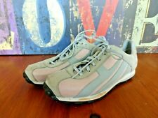 Timberland Women's Size 7M Trail Hiking Casual Sneaker Shoes Pink White