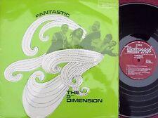 5th Dimension ORIG OZ LP Fantastic EX '67 Soul Sunshine Pop Unique cover art